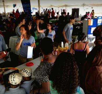 Healthy Detroit Event