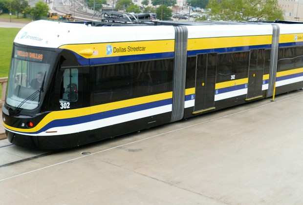 Photo credit: Dallas Area Rapid Transit