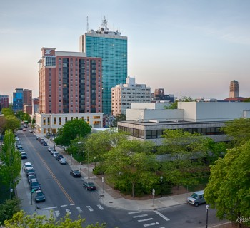 """Ann Arbor's Changing Skyline"" by mrdonduck is licensed under CC BY 2.0."