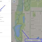 GoogleMap_BikeRoute