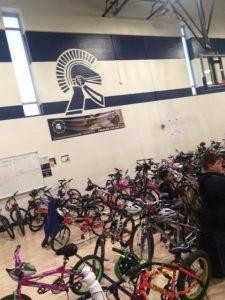 MacDonald Gym Bikes!