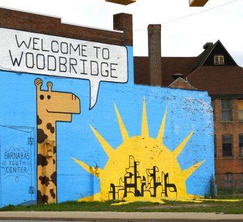 Woodbridge Mural